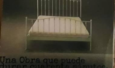 "TEATRO - OBRA ""LA FIACA"" - SALA LA BALSA - CORDOBA"